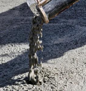Текучесть бетонной смеси