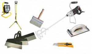 Инструменты для бетонных работ