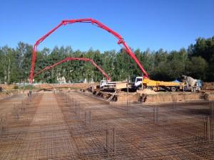 Техника для бетонных работ