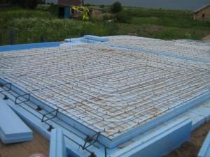Фундамент финская плита расчет