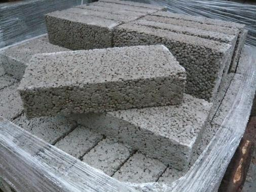 Керамзитобетонные блоки размеры и цена