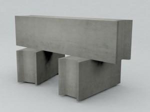 Фундаментные блоки гост 13579 78