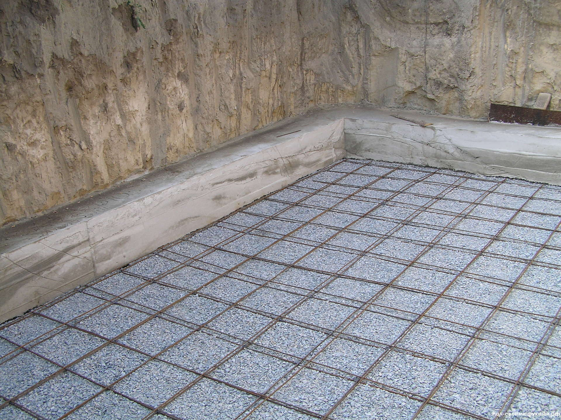 Armirovanie betonnogo pola