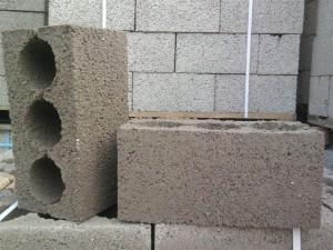 Коэффициент теплопроводности керамзитобетонных блоков