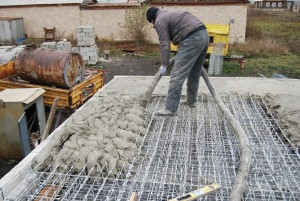 Армирование бетона арматурой расход