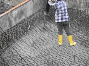 Армирование бетонного пола этапы работ