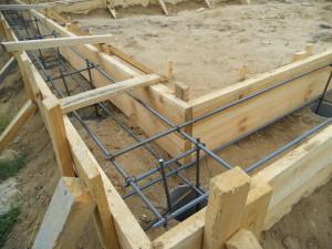 Как сделать фундамент под дом своими руками