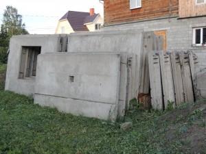 Стеновые железобетонные панели размеры