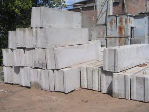 Жби блоки фундаментные