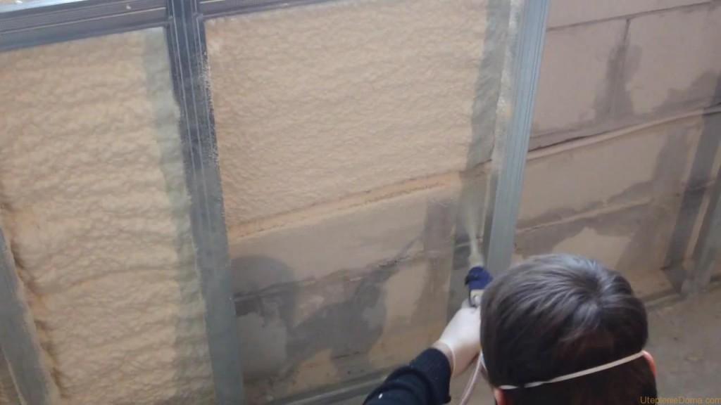Наружное утепление дома из газобетона