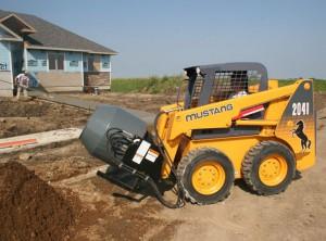 Навесной бетоносмеситель
