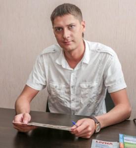 Олег Золотов