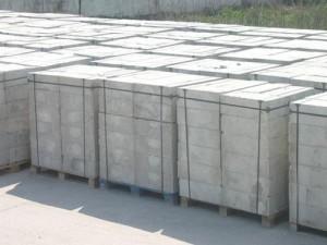 Сколько в 1 кубе в пеноблоков