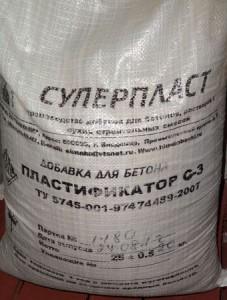 Жидкий Суперпластификатор С-3 Инструкция - фото 2