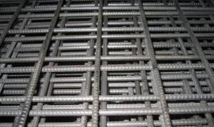 Тяжелая металлическая сетка армированая