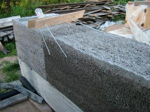 Крупнопористый керамзитобетон в строительстве