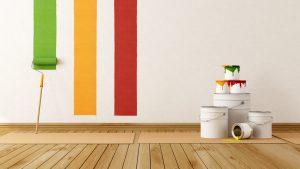 Краски для интерьера дома