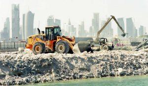 Переработка строительного мусора в западных странах
