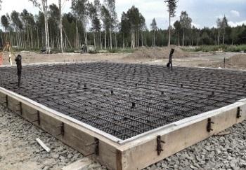 Монолитный фундамент: выбор бетона