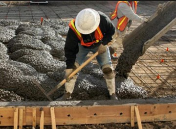 Порядок заказа бетона