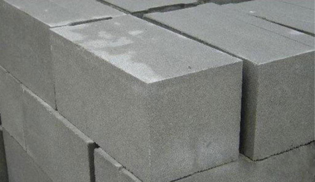 блок 20х20 40 керамзитобетон