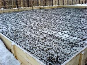 Фундамент зимой плюсы и минусы