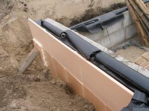 Как сделать гидроизоляцию фундамента ленточного