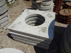 Параметры канальных плит