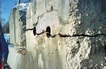 Расклинивание бетона цементный раствор для стяжки плотность