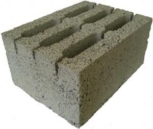 Теплопроводность керамзитобетонного блока