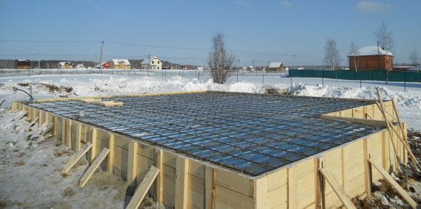 Противоморозные добавки в бетон инструкция