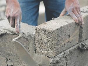Цемент М900 Замес