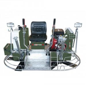 Двухроторная затирочная машина Coopter Double 90