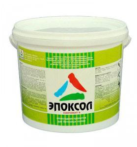 Эпоксидная пропитка для бетонных полов Эпоксол