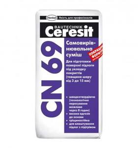 Смесь Ceresit CN 69